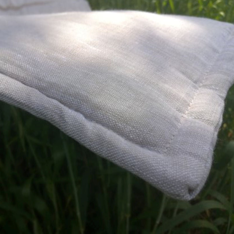 Hemp+Flax Baby Toddler Blanket