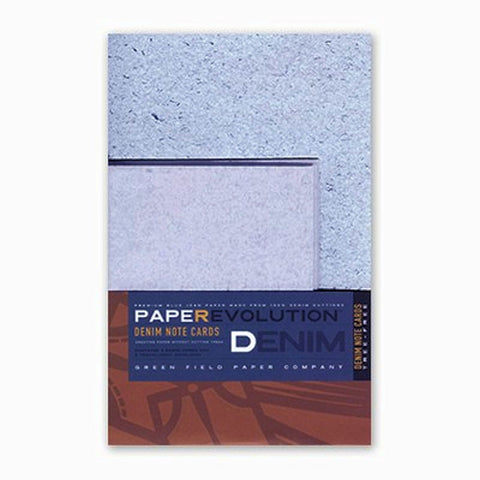 PaperEvolution Hemp Note Set- Recycled Denim from Evolution Mine