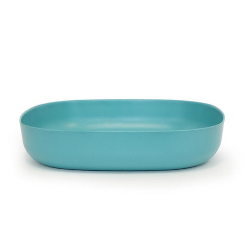 Gusto Bamboo Fiber Large Serving Dish by Ekobo
