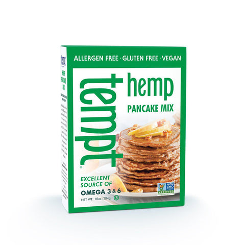 Tempt- Hemp Pancake Mix from Evolution Mine