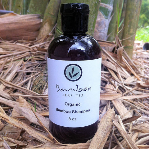 Bamboo Leaf Tea - Bamboo Shampoo & Bodywash from Evolution Mine