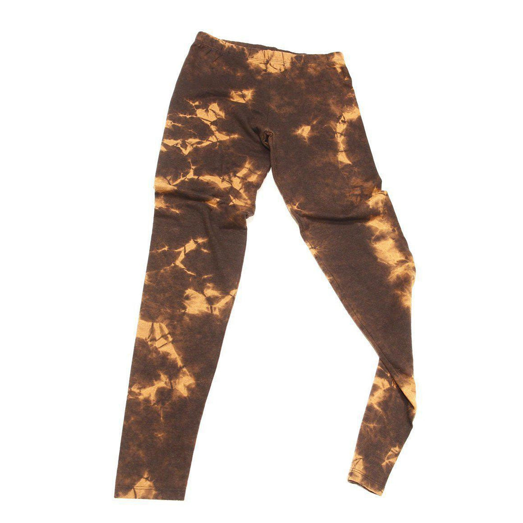 Women's Bleach Hemp Leggings