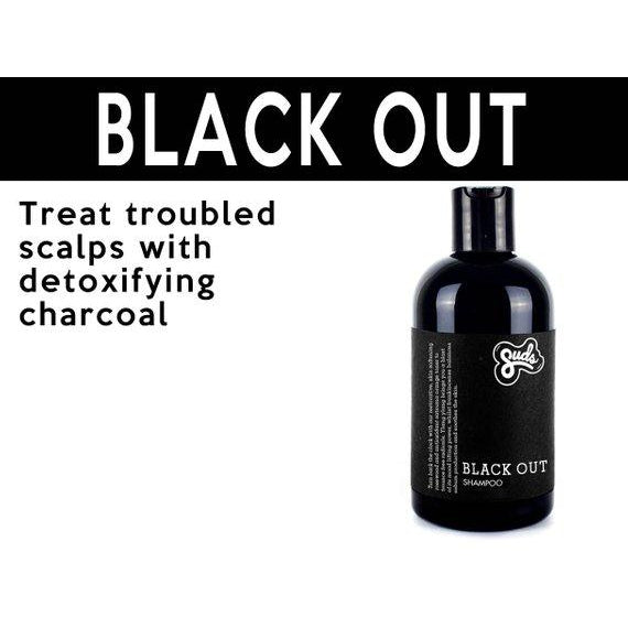Suds- Black Out Bamboo Shampoo