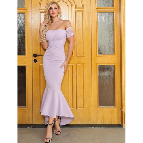 Image of Laurinda Mermaid Formal Dress