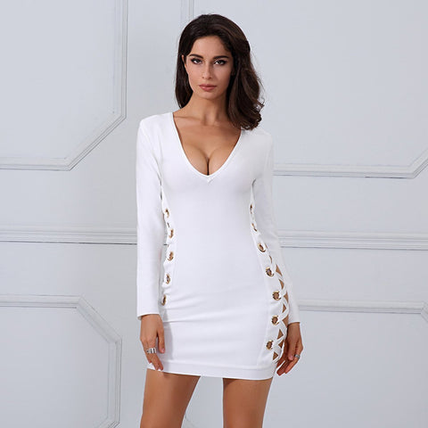 Image of Brooklyn Dress, Bandage Dress - Viva Devine