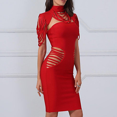 Marissa Bandage Dress - Viva Devine