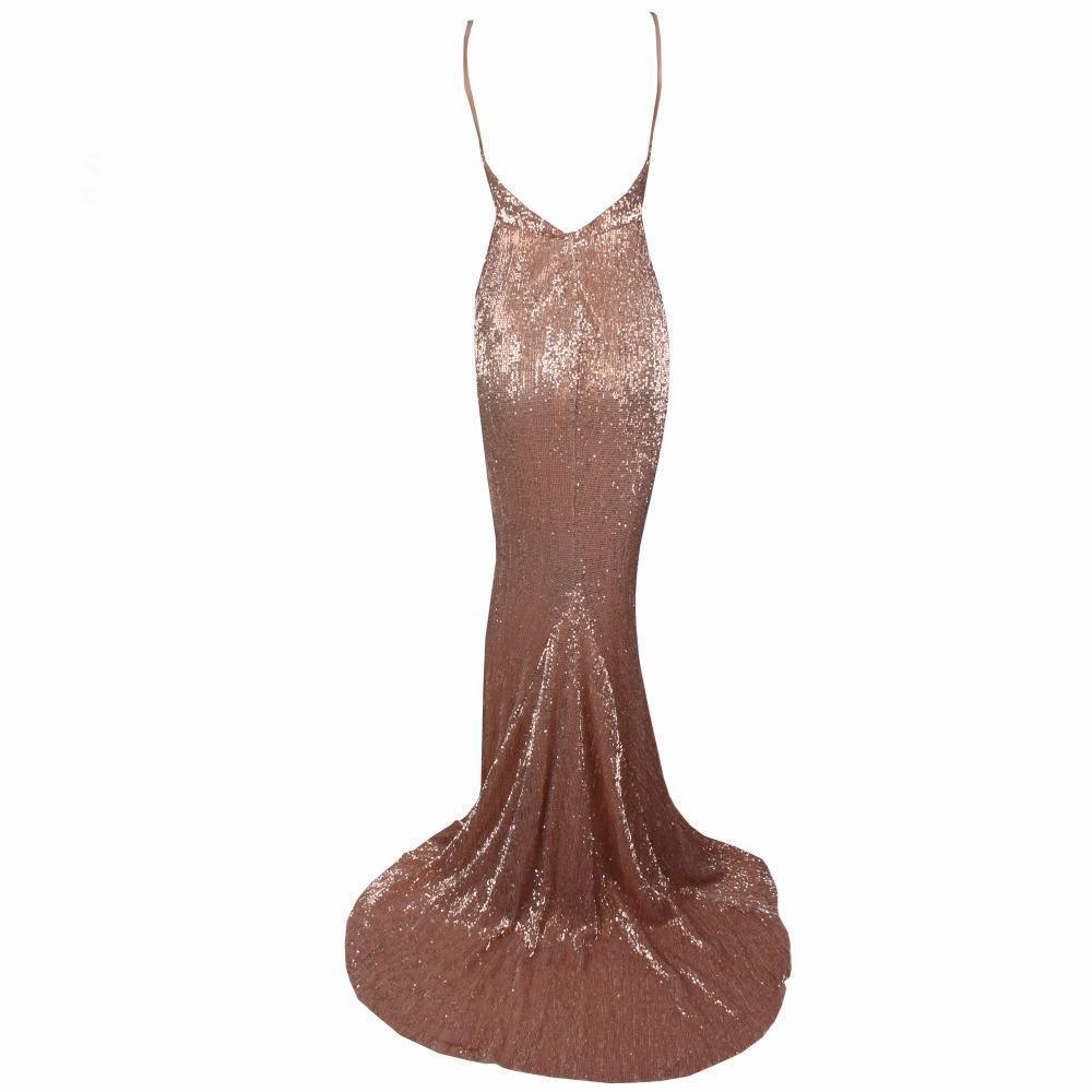 Sarah Sequin Dress - Viva Devine