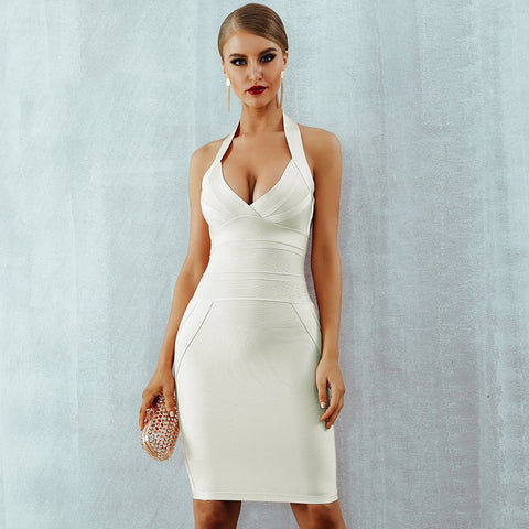 Image of Justina Bandage Dress