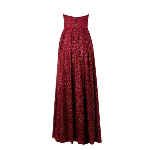 Louanna Glitter Formal Dress, Formal Dress - Viva Devine