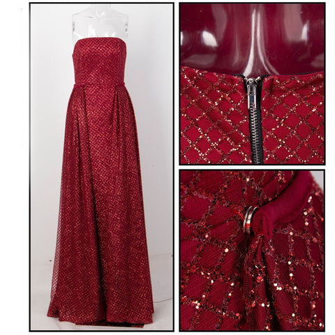 Image of Louanna Glitter Formal Dress, Formal Dress - Viva Devine