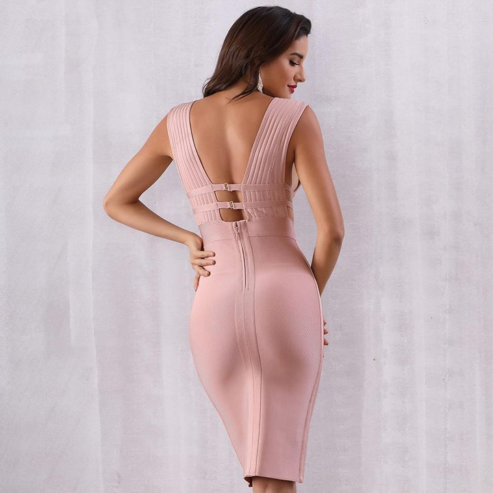 Monica Tank Bandage Dress