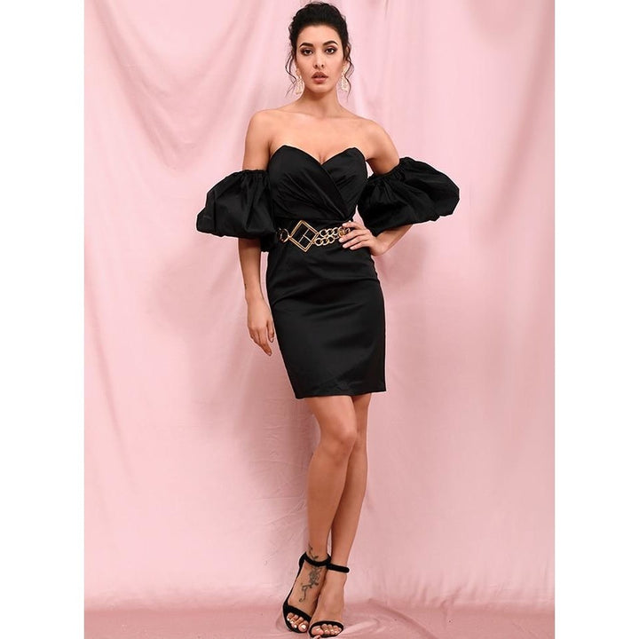 Fliora Off The Shoulder Dress