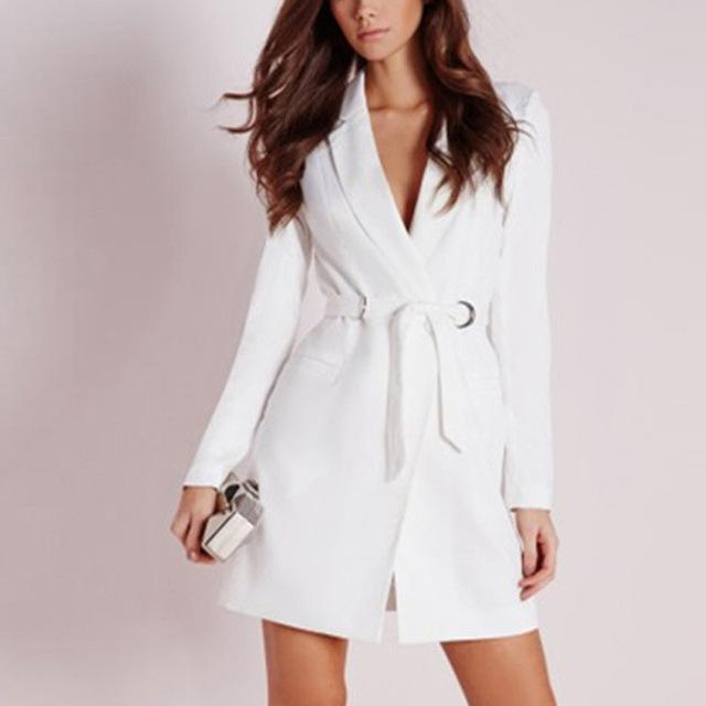 Taylor Blazer Belts Coat Plus Size