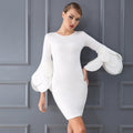 Veronica Dress | White