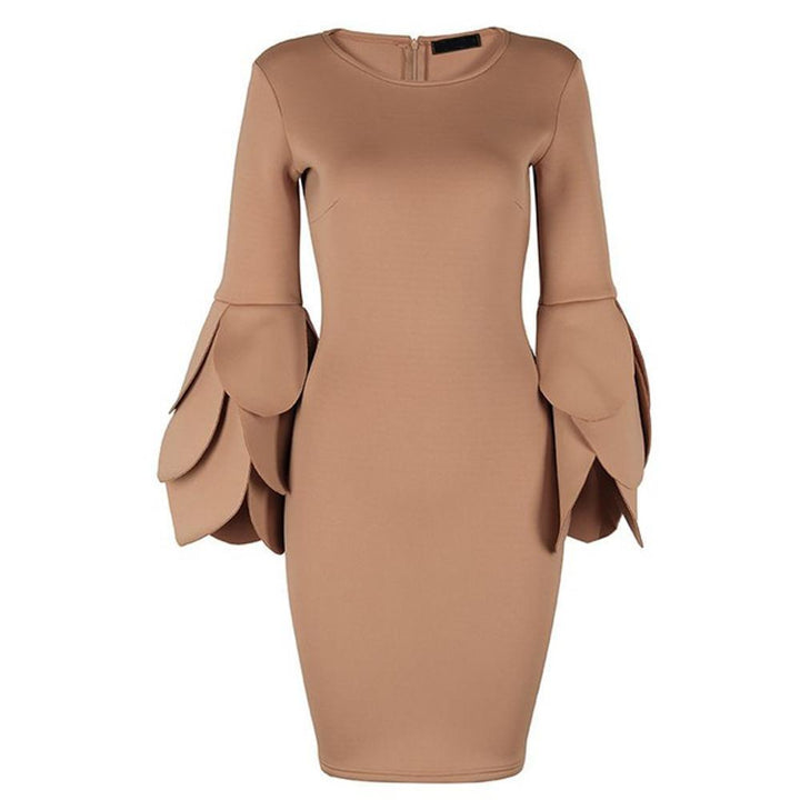 Veronica Dress | Khaki