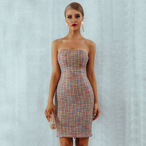 Holly Bandage Dress, Bandage Dress - Viva Devine