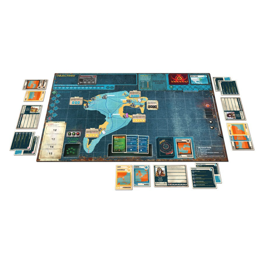 Pandemic Legacy Season 2: Black Edition