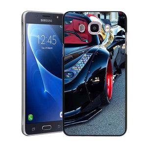 Supercar Racer. Samsung Galaxy J Series Phone Case.