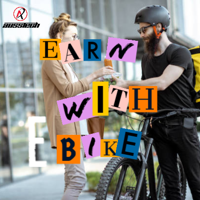 How E-bike can help Australian and Foreign Students to earn while you learn