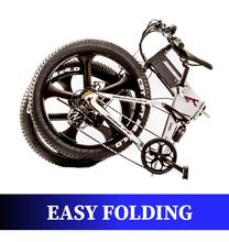 Ausstech Foldable Electric bicycles