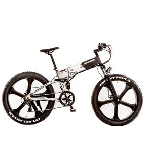 Ausstech Foldable Electric bicycle