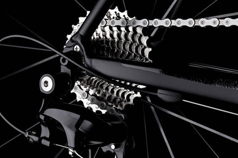 electric mountain bicycle gear cassette chain