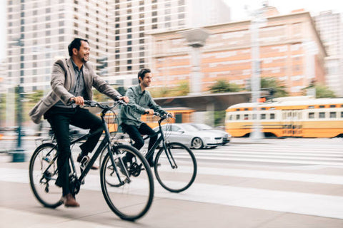 Ausstech E-bikes the smartest way to commute around Australian cities