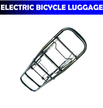 Electric Bicycle Luggage