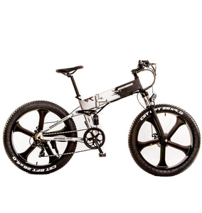 "Ausstech Monster 26"" stylish Foldable Electric bike Powerful Motor"