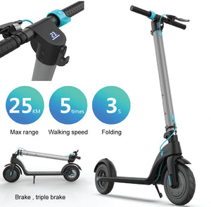 "AUSSTECH GX7 8.5"" ELECTRIC SCOOTER"