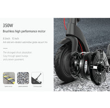 "AUSSTECH GX7 8.5"" ELECTRIC SCOOTER High performance motor"
