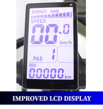 Ausstech Electric Bike LCD Display
