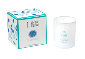 ACHINOS TRAVEL CANDLE by T-GREEKS