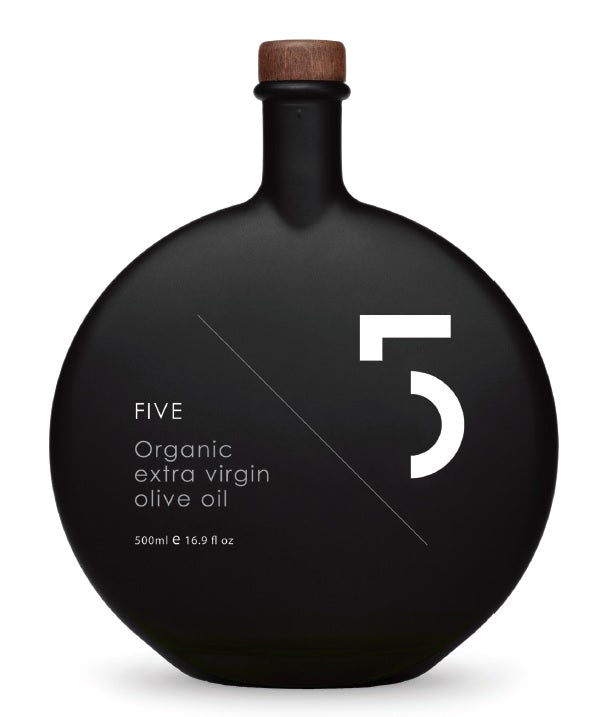 ORGANIC EXTRA VIRGIN OLIVE OIL by FIVE