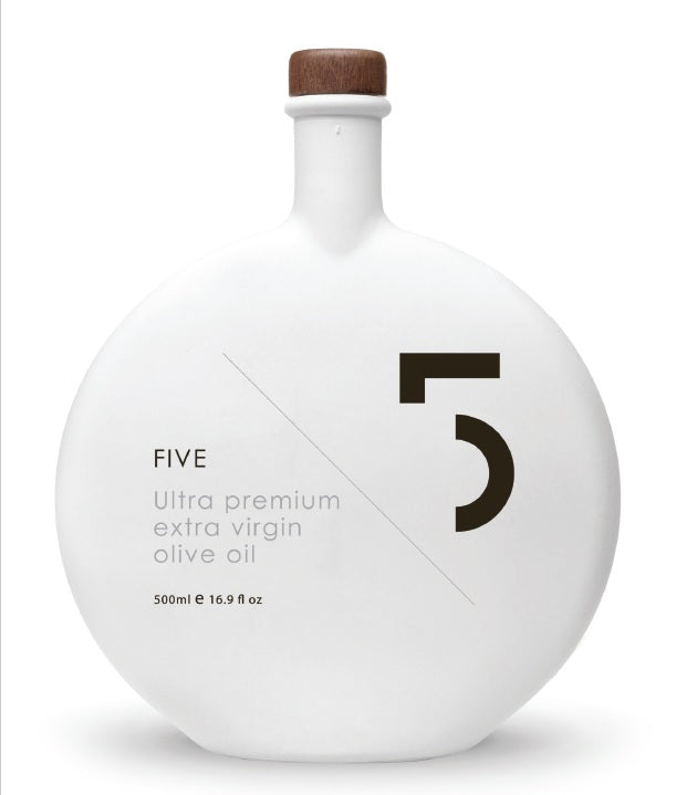 ULTRA PREMIUM EXTRA VIRGIN OLIVE OIL by FIVE