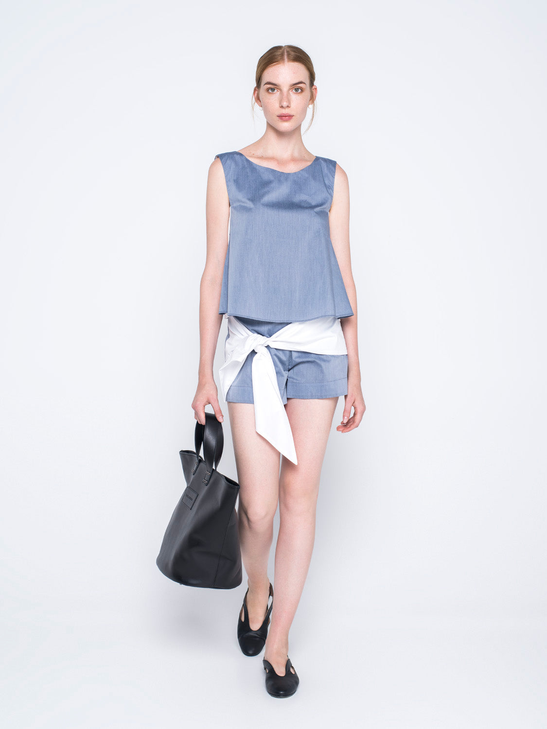 "TOP""SEA SHIRTING"" BY IOANNA KOURBELA"