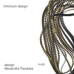 ESSILP NECKLACE by ALEXANDRA TSOUKALA