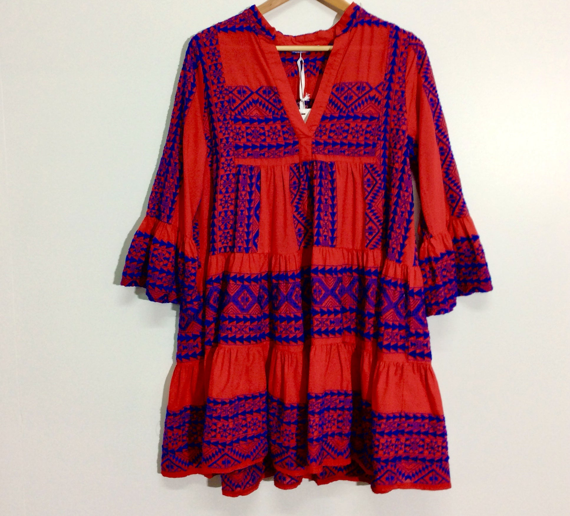 AZTEC EFANDO DRESS by KORI
