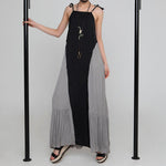 SPLICE MAXI DRESS BY SEE THE SEA