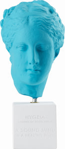 STATUE HEAD OF HYGEIA L by SOPHIA