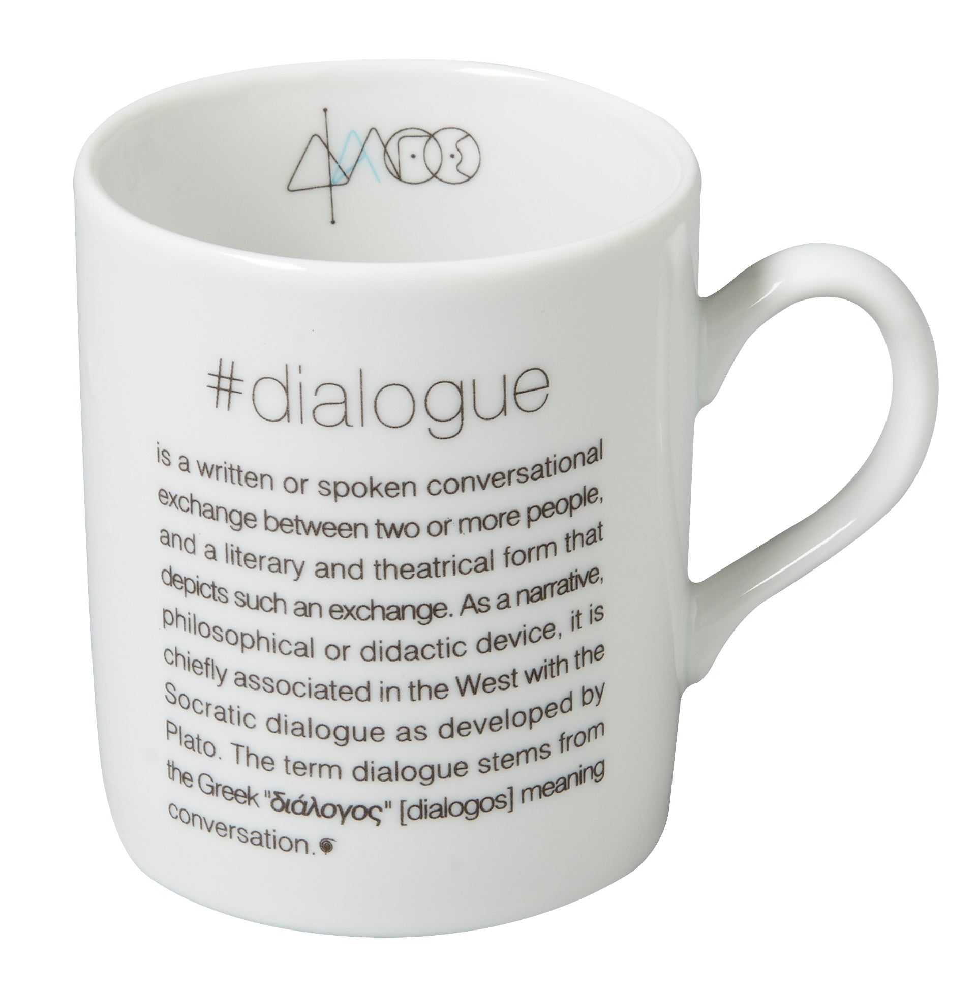 MUG #DIALOGUE by SOPHIA