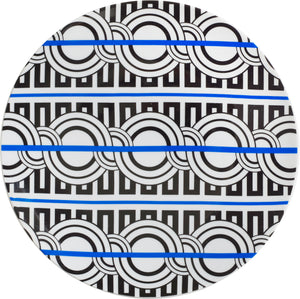 DINNER PLATE GEOMETRIC by SOPHIA