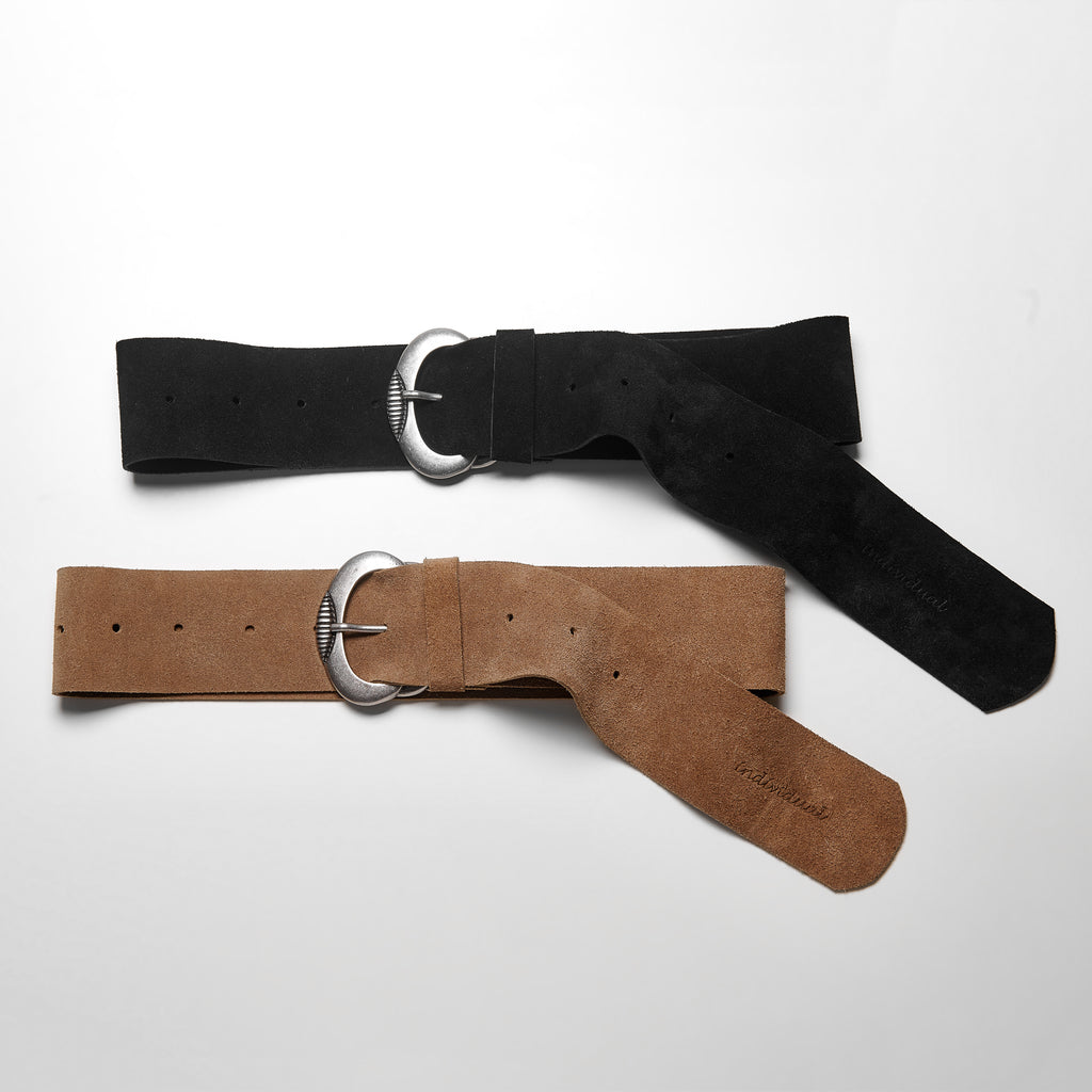 EVERYDAY SUEDE BELT