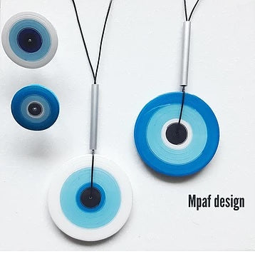 EYE SERIES NECKLACE by MpaF DESIGN