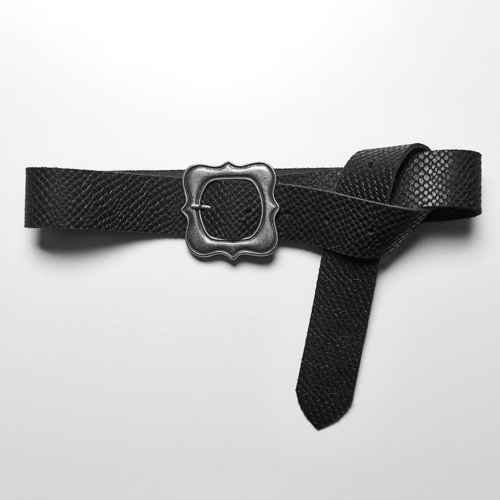 FAIRYTALE  LEATHER BELT