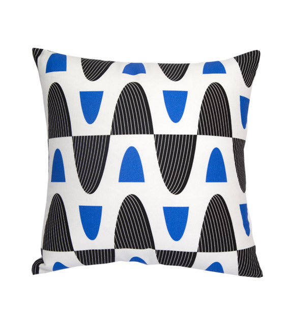 EPIDAVRUS SQUARE CUSHION COVER by TOMY K