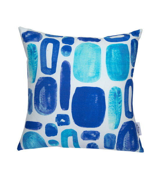 MOSAICO SQUARE CUSHION COVER by TOMY K