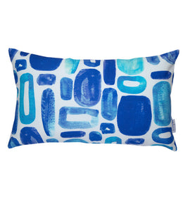 MOSAICO RECTANGLE CUSHION COVER by TOMY K