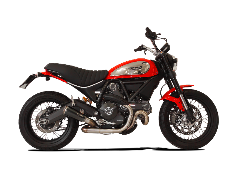 HP Corse GP-7 Slip On for Ducati Scrambler