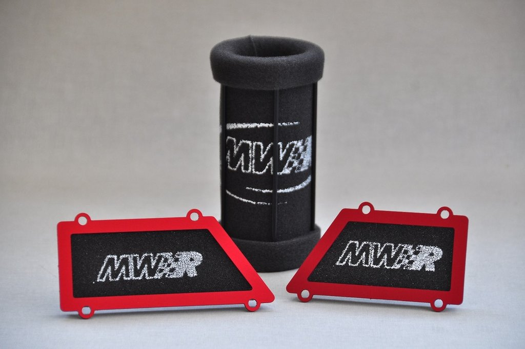 MWR Air Filter / Power Up Kit for Ducati Scrambler
